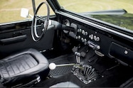 1972 ford bronco dashboard right side view