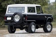 1972 ford bronco right rear angle mecum