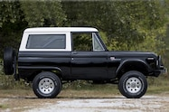 1972 ford bronco right side profile mecum