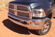 002 Ram Power Wagon Four Wheeler Pickup Truck of the Year