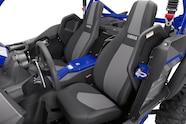 2017 yamaha yxz1000r ss se blue seats