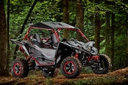 2017 yamaha yxz1000r ss red right front beauty