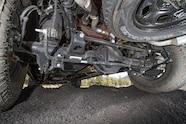 013 2015 ram rebel 1500 pickup truck 4x4 offroad rear suspension air shock axle