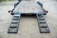 012 trailer ramps loading car hauler cappa fabrication project weld welding