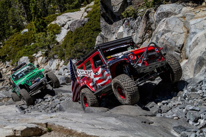 Ultimate Adventure 2016, Part 2: Running the Rubicon and Fordyce #UA2016