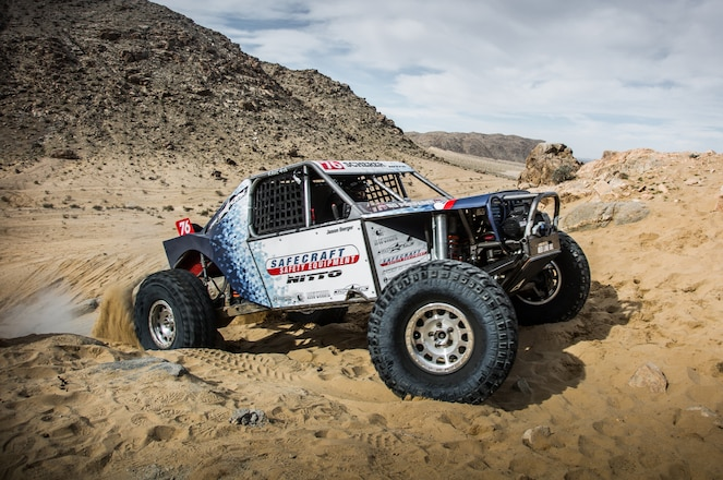King of The Hammers Ultra4 Vehicle Classes