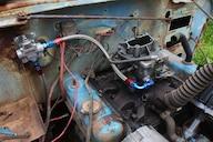 Ford Motocraft Two-barrel Carburetor = Hillbilly Fuel Injection