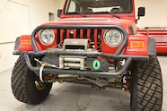 jeep tj wrangler 2001 project tj reboot off road evolution bumpers and sliders tube bumper