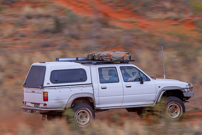 ARB Shapes the Near-Perfect Small Toyota Hilux