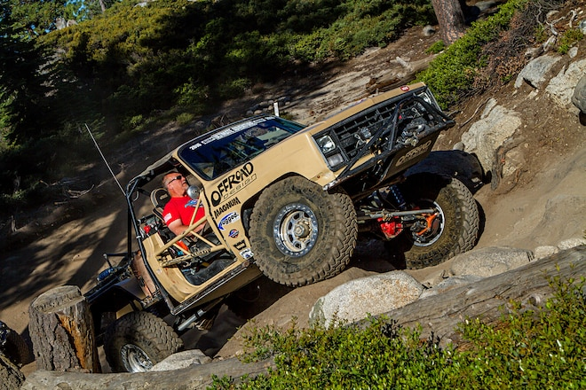 Off Road Design is the Official Transfer Case of Ultimate Adventure 2016