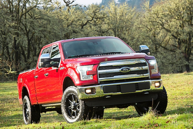 Gaining Ground: Installing A 4-Inch BDS Lift Under A 2015 Ford F-150