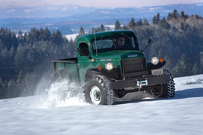 1946 Dodge Power Wagon Brought Back To Better-Than-New Life