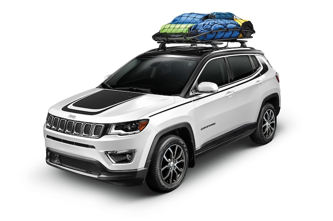 Jeep Outfits the 2017 Compass with Mopar Accessories