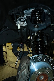 toyota tundra pro comp bilstein wheel parts r1 brake line install close up.JPG