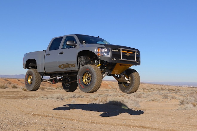 2011 Chevy Silverado The Galloping Ghost
