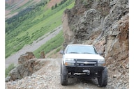 Solid-Axle Swap Chevy Tahoe Year in Review