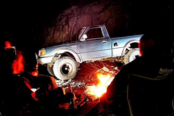 Building Stout Ford Half-Ton Bronco Axles for Off-Roading