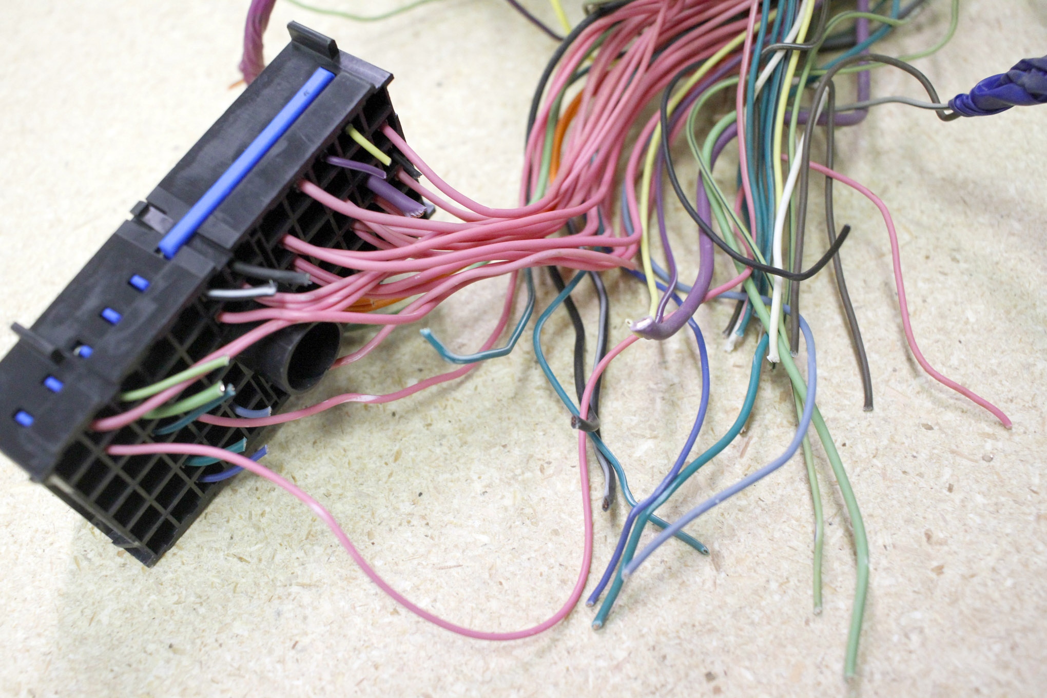 4 Wire Ls Swap Wiring Diagram For Making A Ls - Wiring ...  Wire Ls Swap Wiring Diagram For Making A on