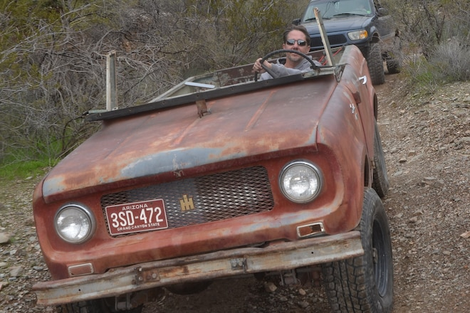 International Scout 80 Project