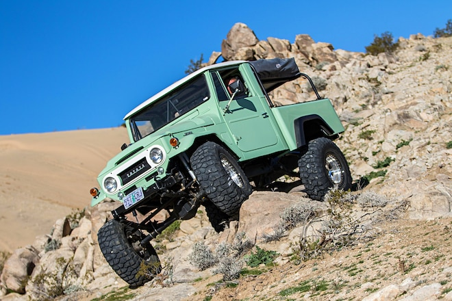 1963 Toyota Land Cruiser FJ45: Old and New But Toyota Through and Through