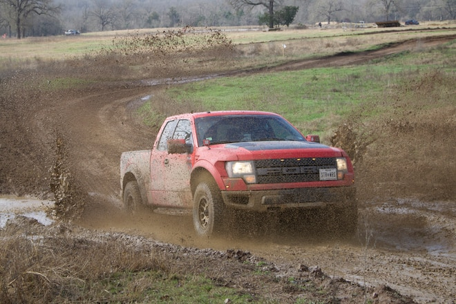 Texas Raptor Run's Raptor X Driving Competition