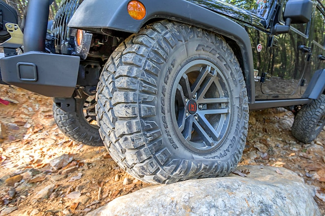 Breaking The Mold: Testing Nitto's All-New Ridge Grappler Tire