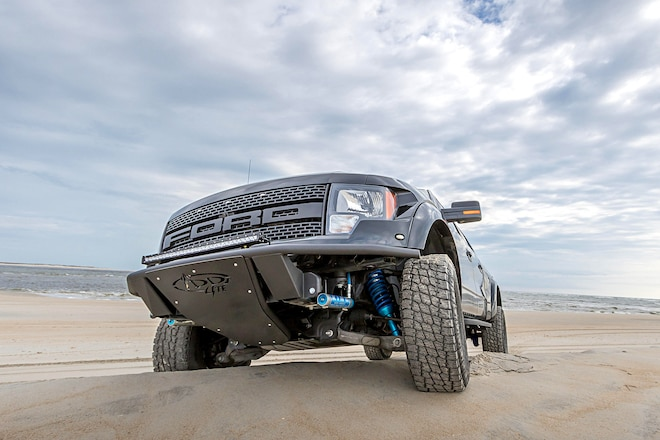 Raptor Refresh: King's Bolt-In Shocks Make Ford's Greatest Off-Road Pickup Even Better