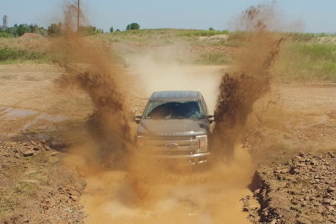 2017 Super Duty: Ford's Workhorse Gets A Much Needed Makeover