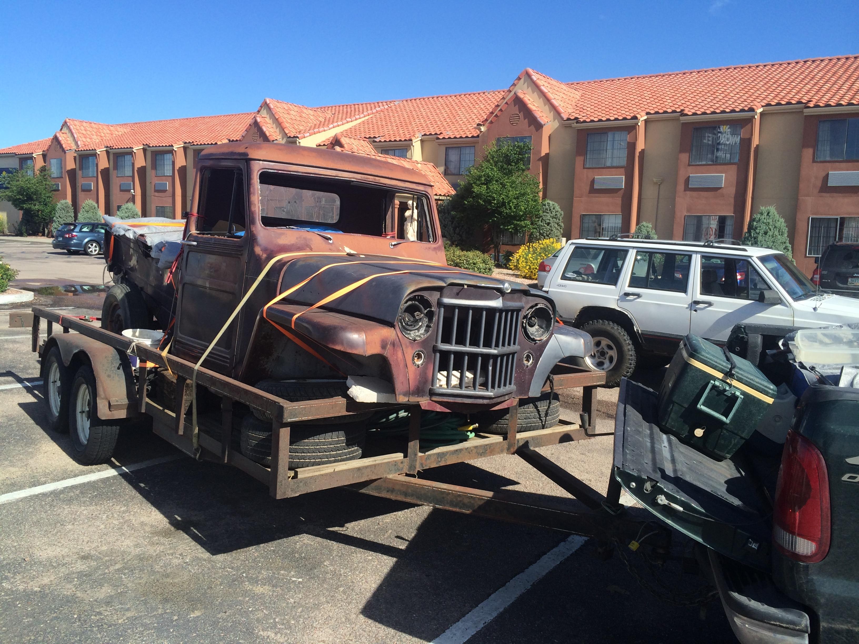 willys truck on trailer.JPG