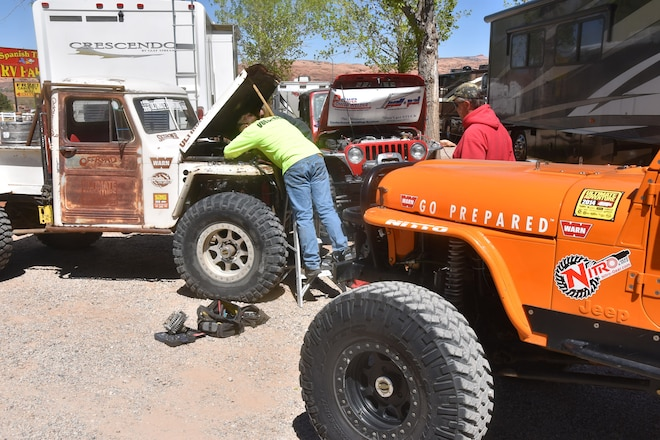 We Need More Power Cap'n: A High-Amp Alternator Install In Moab