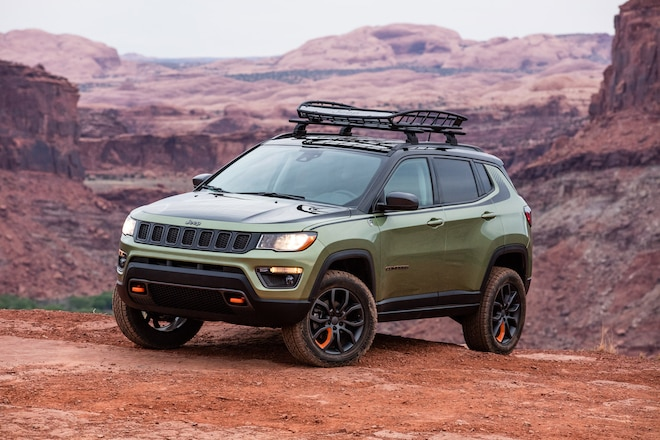 Nimble Jeep Trailpass Concept At The 2017 Easter Jeep Safari: Photos, Exclusive Video, Opinions