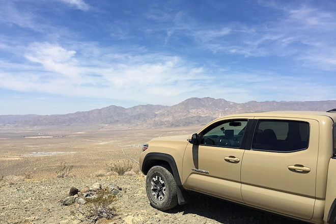 One Year in a Quicksand Tan Tacoma TRD Off-Road