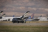 2017 toyota land speed cruiser record front quarter in motion