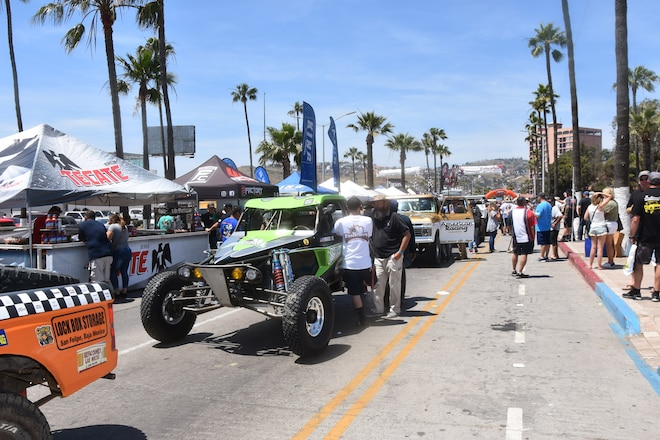 The Cars of  the NORRA Mexican 1000 Contingency