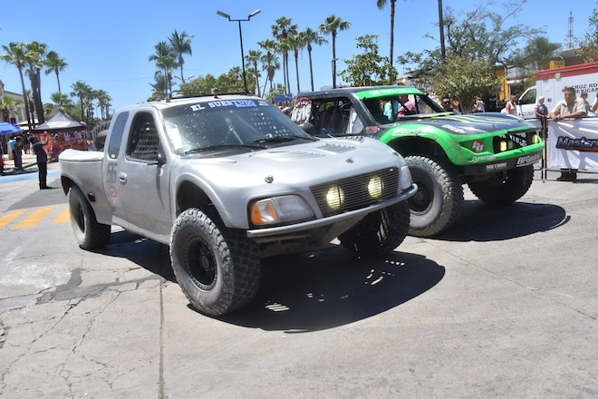 End of Baja and the NORRA Mexican 1000