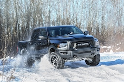 First Look: 2017 Ram 1500 Rebel Black | Ford to Build Hybrid F-150 and Transit Custom by 2020 | Vildosola Racing Builds A New Prerunner