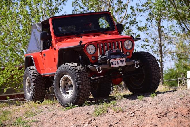 The Perfect Jeep-Diesel Transplant