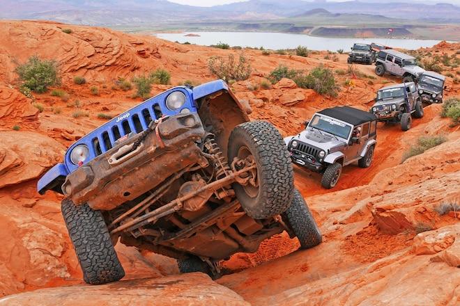 2017 Jp Dirt 'N Drive Rocks and Rolls, Part 2
