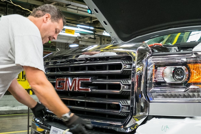 Recent GM Plant Investment to Include Mixed Metal Manufacturing