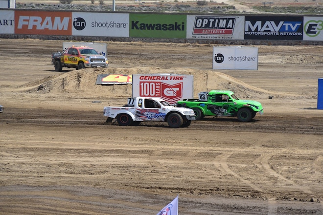 First Ever LOORRS Race In Baja Featured Plenty of Carnage - Video