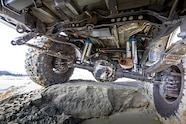 To match the Super Duty-sourced front axle, a Sterling 10 5 full