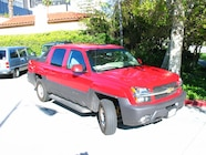 2003 chevrolet avalanche ultimate off road 25