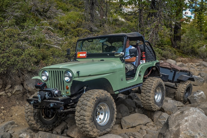 This 1967 CJ-5 Is Well Built, Not Overbuilt