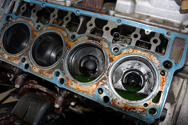 Studdin': The Cab-On Head Gasket Fix For 6.0L Power Strokes