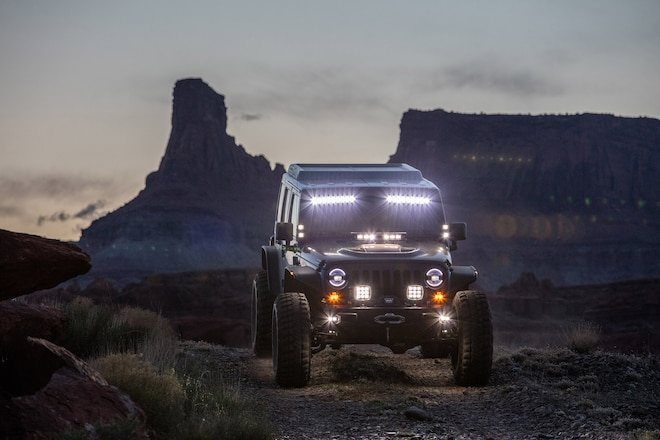 Lighting Buyer's Guide: Bright Solutions For Off-Road Driving