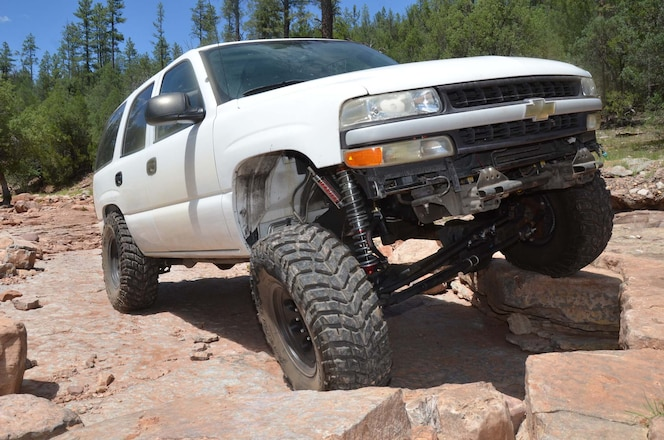 2005 Chevy Tahoe Drivetrain and Axle Upgrade - Rosco P. Drivetrain