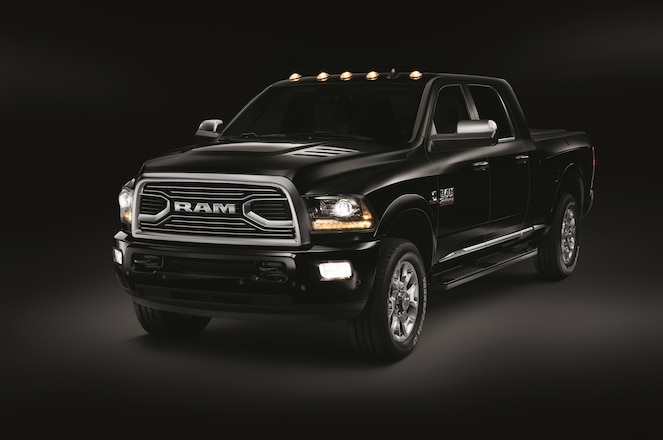 2018 Ram Limited Tungsten Edition: More Luxury For Fullsize Pickup