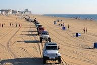 Ocean City Jeep Week >> Ocean City Jeep Week Salty Air Sandy Tires