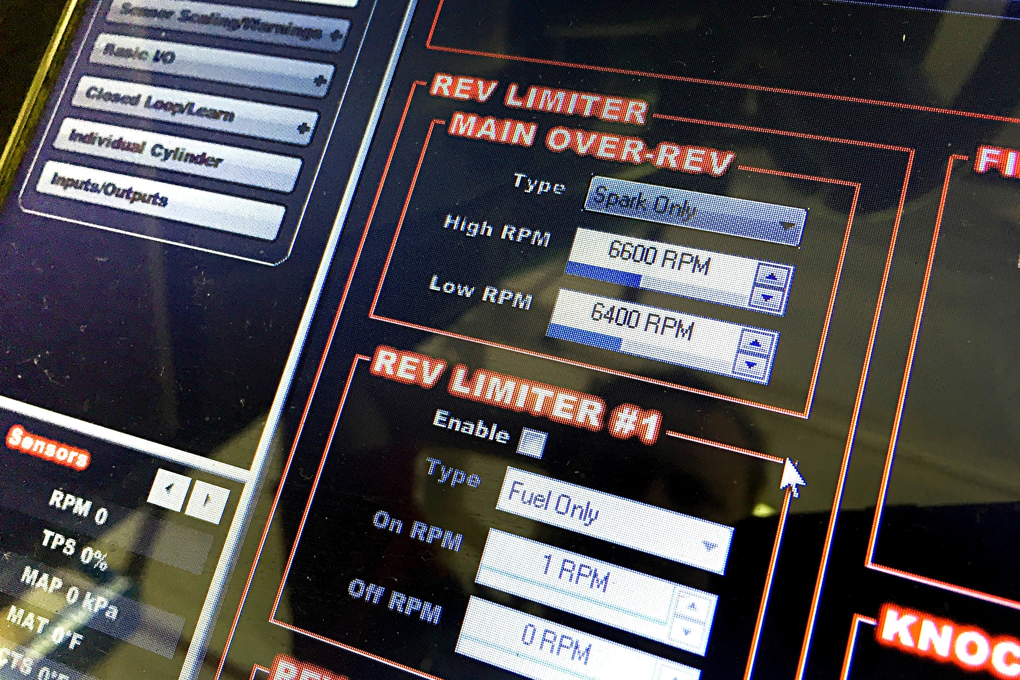 """Those who like to tinker with electronic engine tuning can modify every aspect of the LS1. For the first-time user, Holley has already loaded in its """"stock"""" configuration numbers to make it easy."""