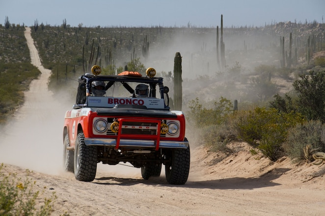 Shelby Hall Debuts as Driver of Record in 2017 Mint 400